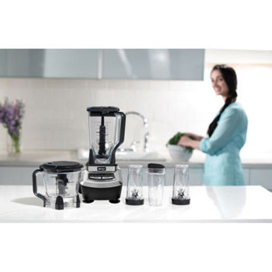 Ninja Kitchen System with Auto-iQ Total Boost